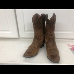 Ariats youth boots